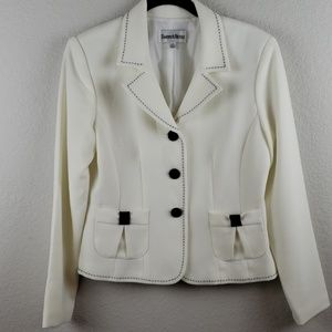 Danny & Nicole | Women's Lined Blazer Size 8